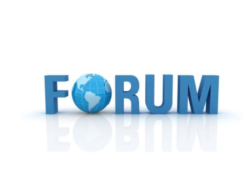Обновление  форума
