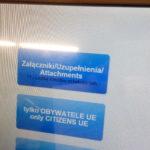 """Вроцлав: Изменения в процедуре донесения документов  на пункт """"Информация"""""""