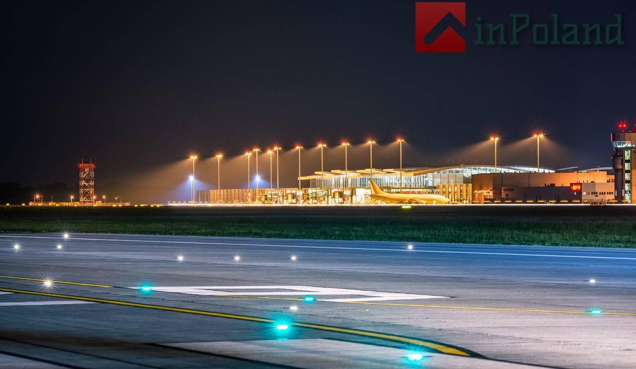 Вроцлавский аэропорт принял рекордных 2,4 миллионов пассажиров