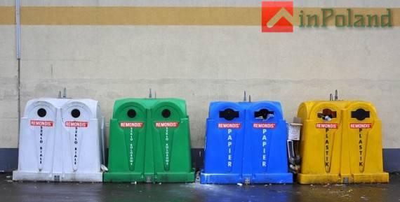 С января во Вроцлаве заработают новые правила сортировки мусора
