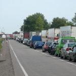 Информация для Вроцлава: на польско-украинской границе километровые очереди