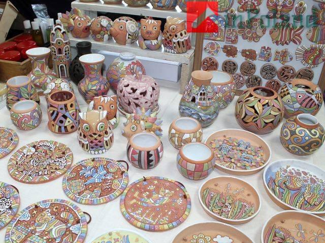 Во Вроцлаве открылась ярмарка керамических изделий