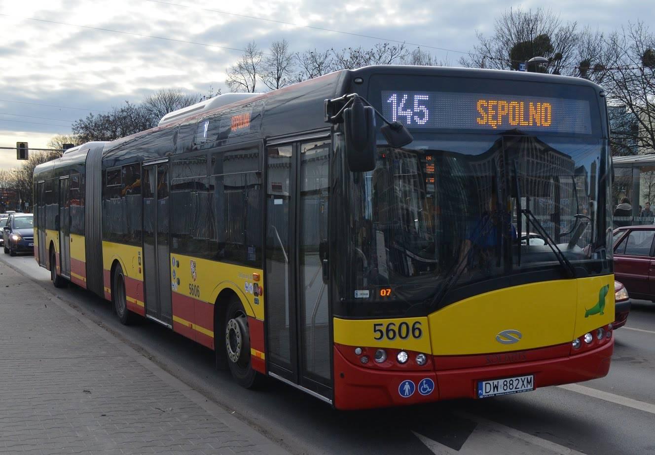 У Вроцлаві змінять автобусні маршрути