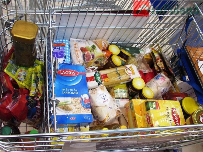 Во вроцлавских магазинах будут собирать еду для бедных