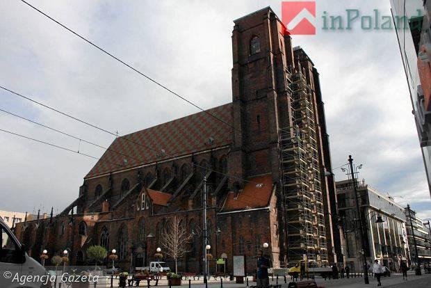 Во Вроцлаве закончилась реконструкция собора св. Марии Магдалены