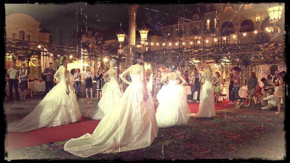 Собрались замуж? Тогда не пропустите! Грандиозный свадебный показ во Вроцлаве