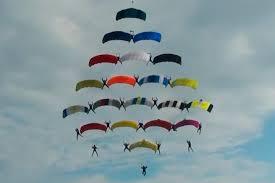 Вроцлав проведёт чемпионат мира самой зрелищной парашютной дисциплине