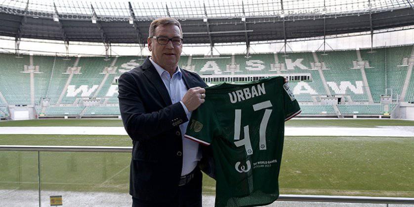 Вроцлавский «Шленск» получил нового тренера