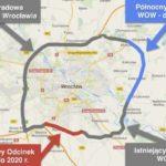 Во Вроцлаве займутся достройкой части обьездной дороги
