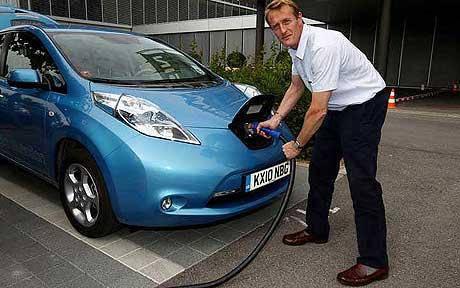 Вроцлав подписал договор на разработку системы проката электроавтомобилей