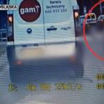 Во Вроцлаве полиция задержала водителя за левый поворот (ВИДЕО)