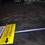 Ураган во Вроцлаве: перекрытые улицы, поваленные деревья, перевернутая фура