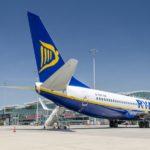 Ryanair запускает самолет из Вроцлава до Брюсселя и Гданьска