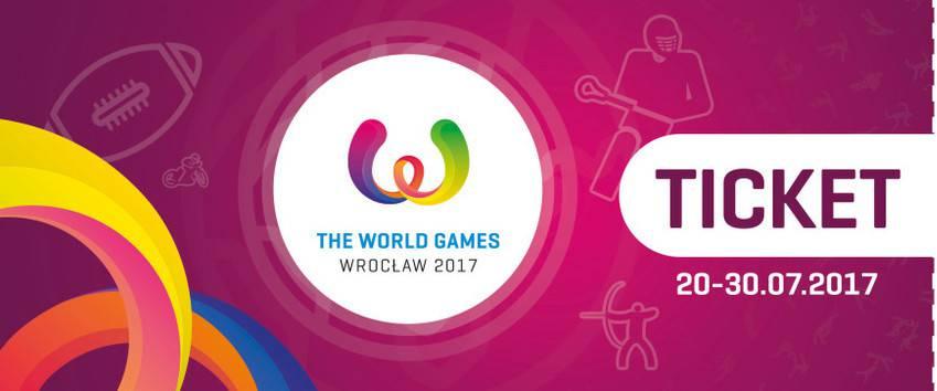 Квитки на Світові ігри-2017 надійшли у вільний продаж