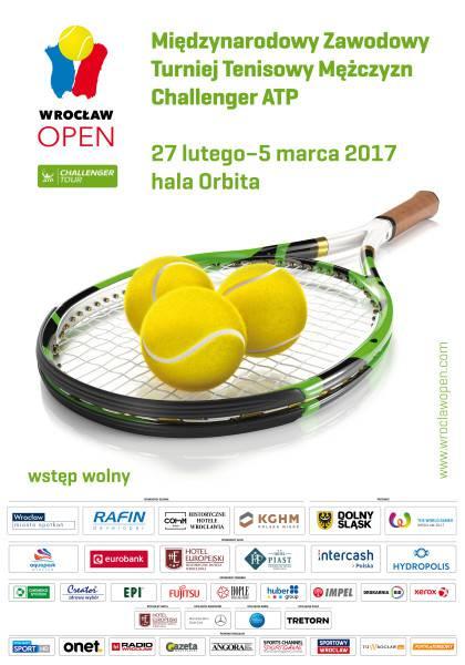 Зіркові поповнення у списку учасників Wrocław Open-2017
