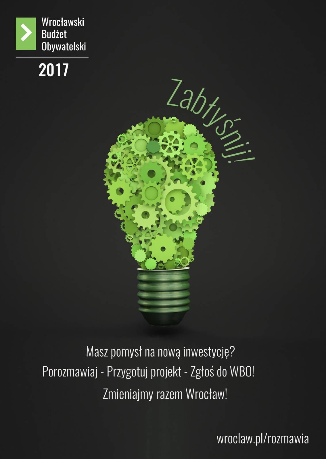 Вроцлавський громадський бюджет 2017: до розгляду внесено 745 проектів