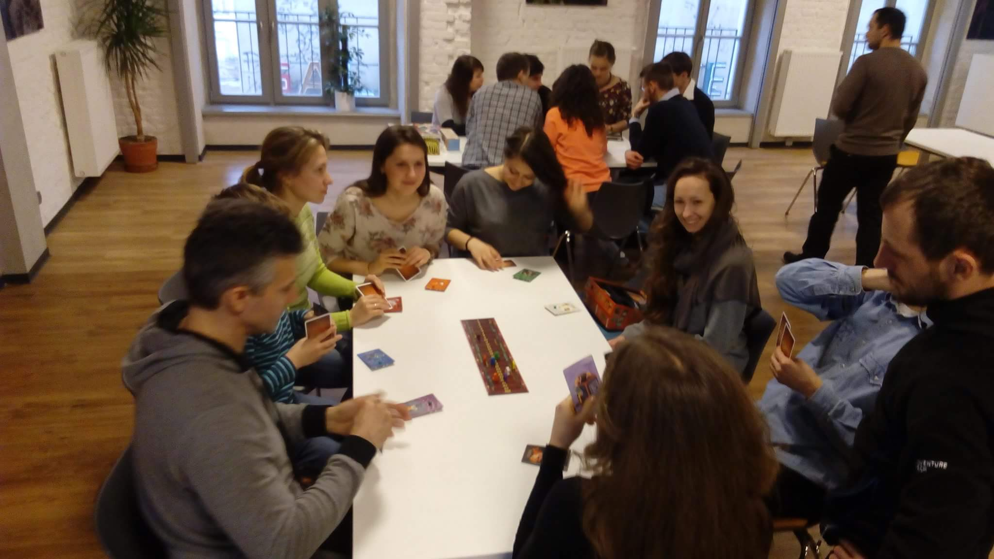 У Вроцлаві провели ігротеку для українців