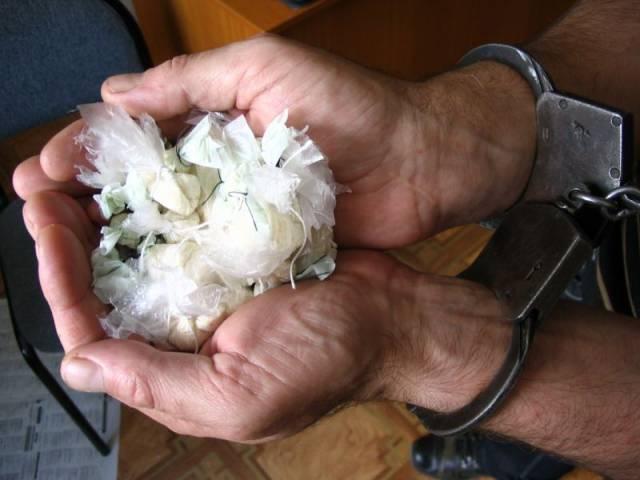 Наркоторговца задержали и не пустили во Вроцлав