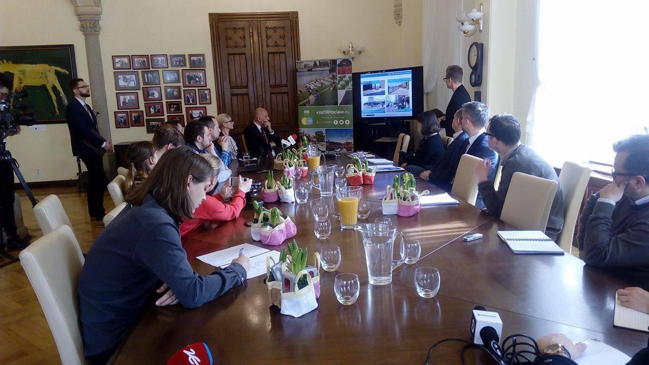 Вроцлав прагне стати найзеленішим містом Європи