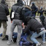 Во Вроцлаве осудили хулиганов,  бравших участие в погроме полицейского участка