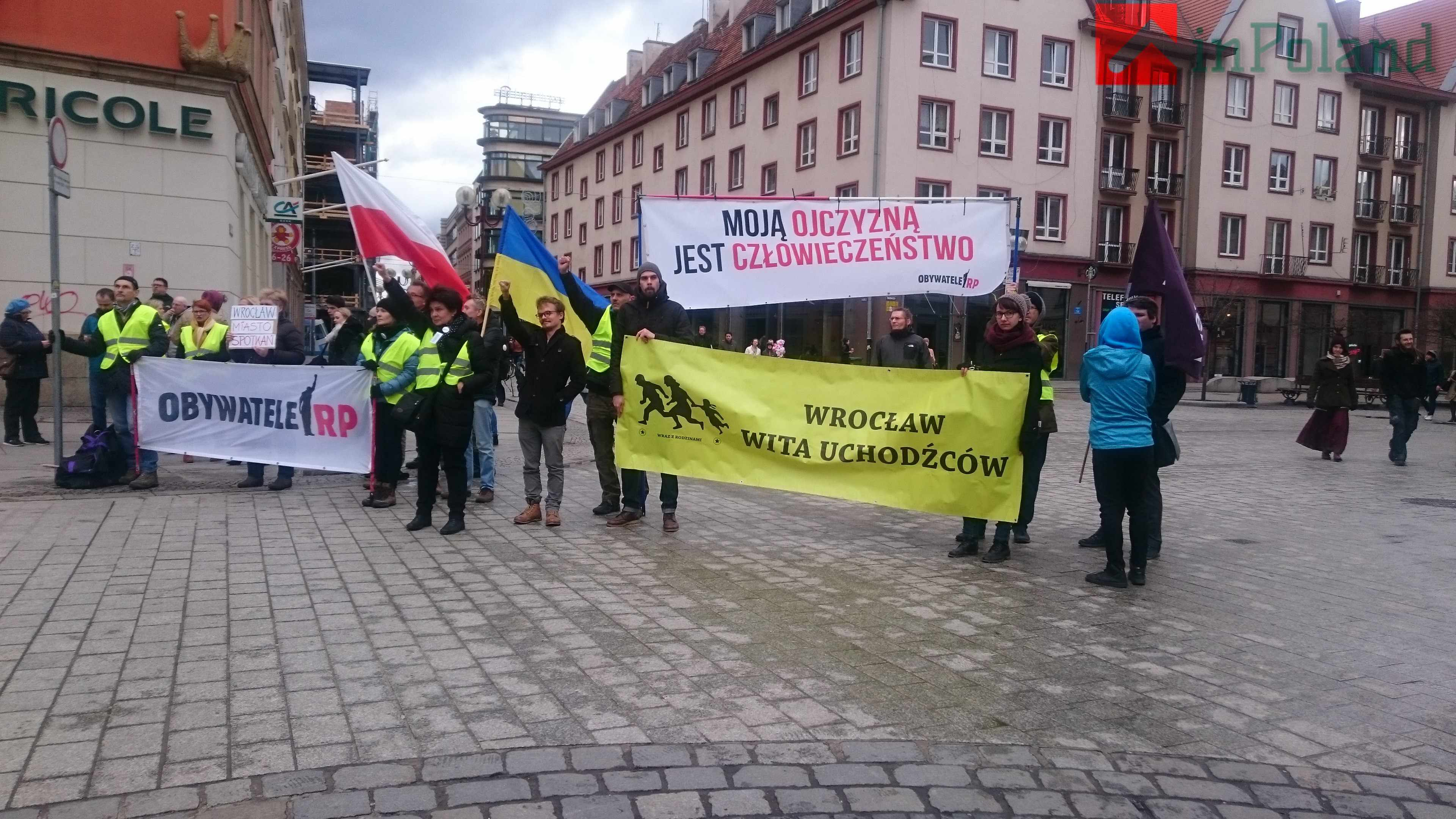 Митинг во Вроцлаве против Украины (ФОТО+ВИДЕО) (ОБНОВЛЕНО)