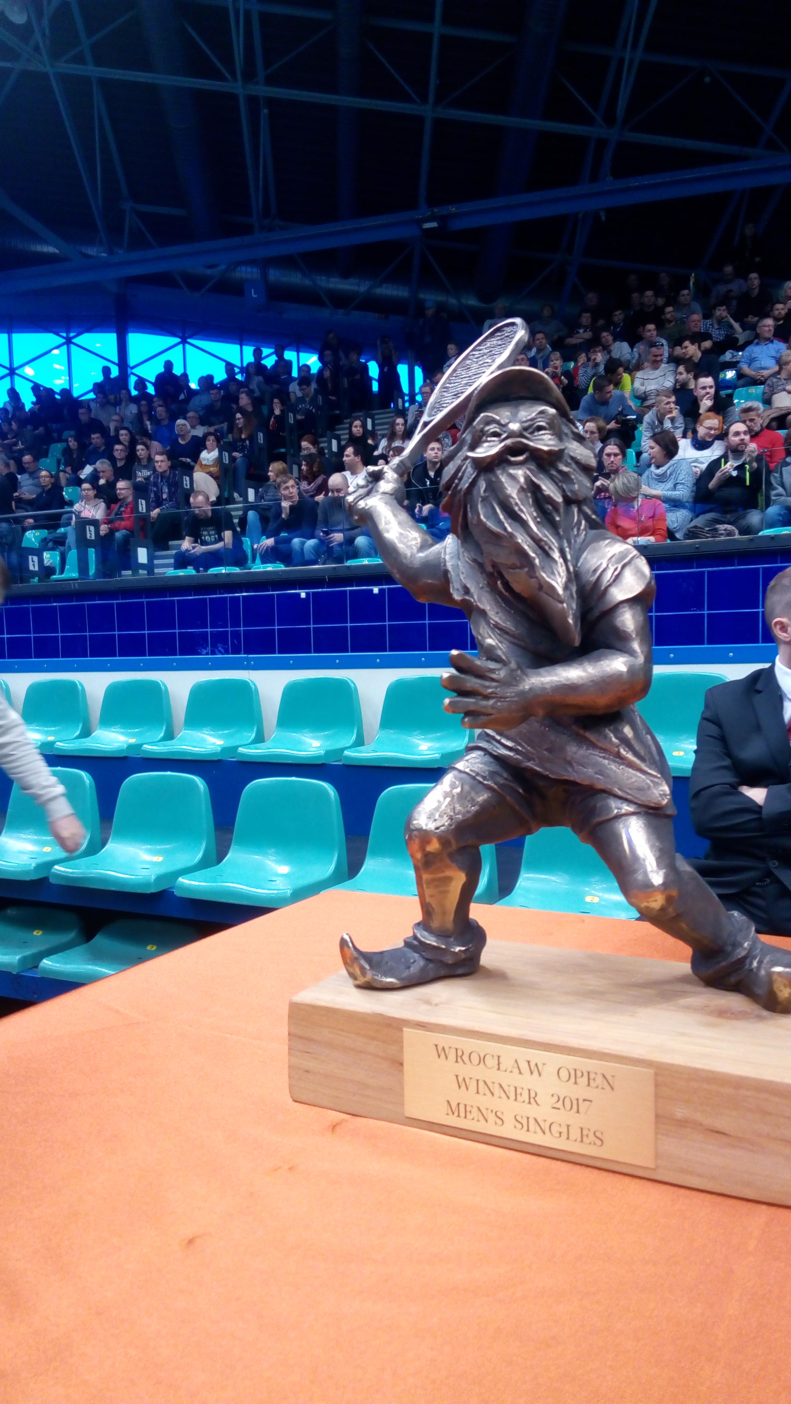 5 березня у Вроцлаві відбудеться фінал тенісного турніру Wrocław Open