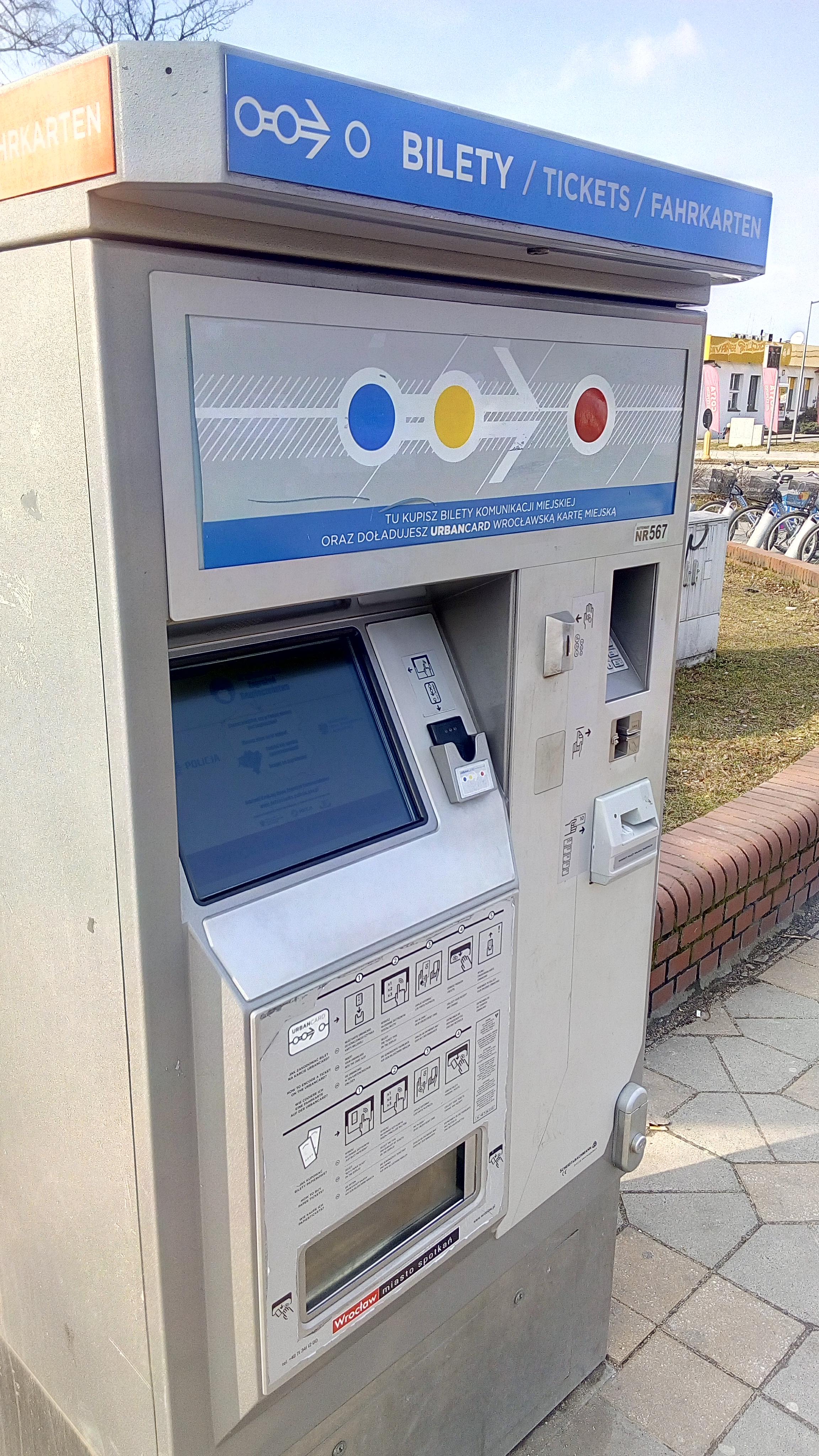Электронный билет во Вроцлаве: в следующем году появится больше возможностей для пассажира