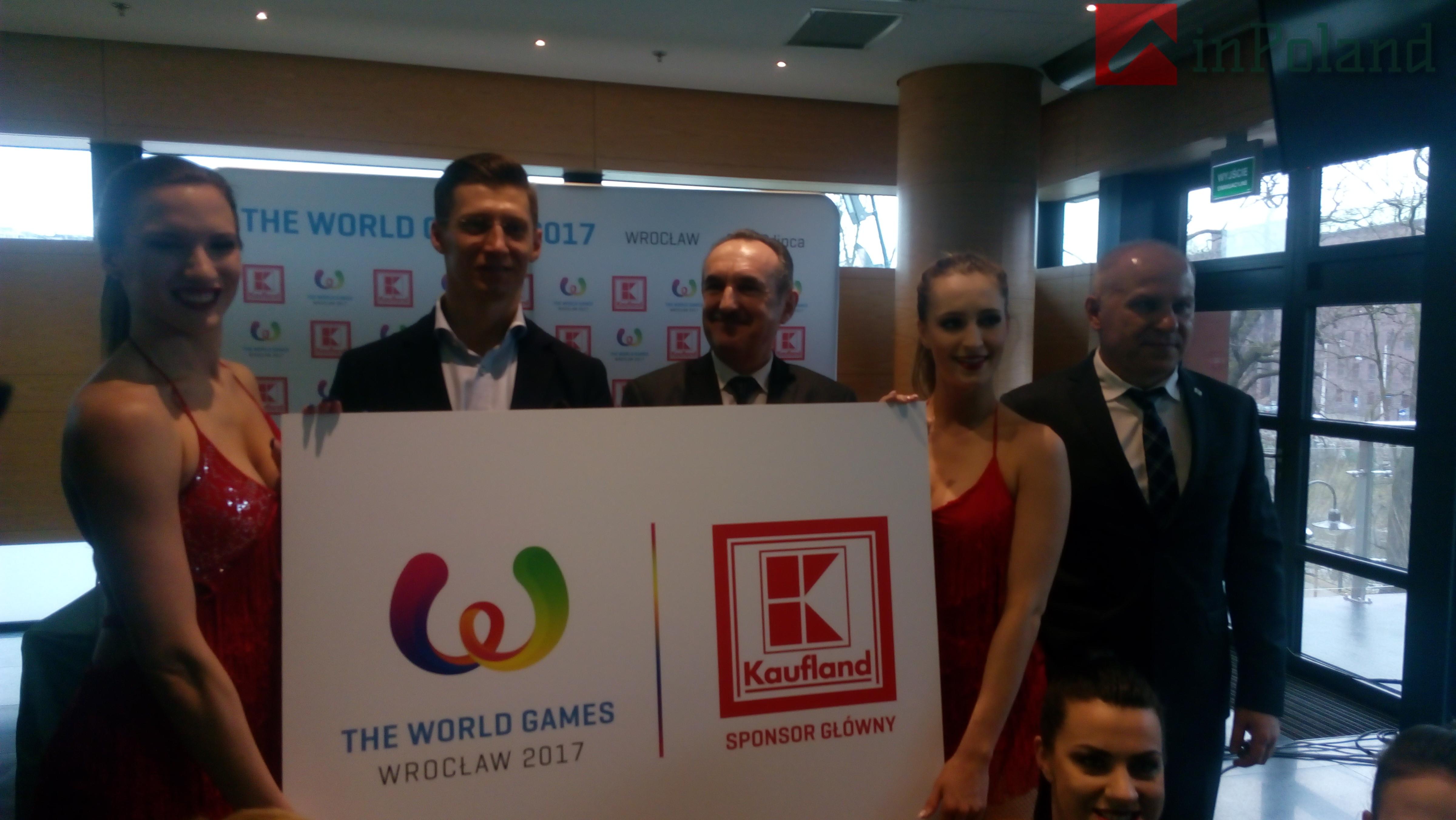 Організаційний комітет Всесвітніх ігор-2017 та мережа магазинів Kaufland підписали спонсорську умову