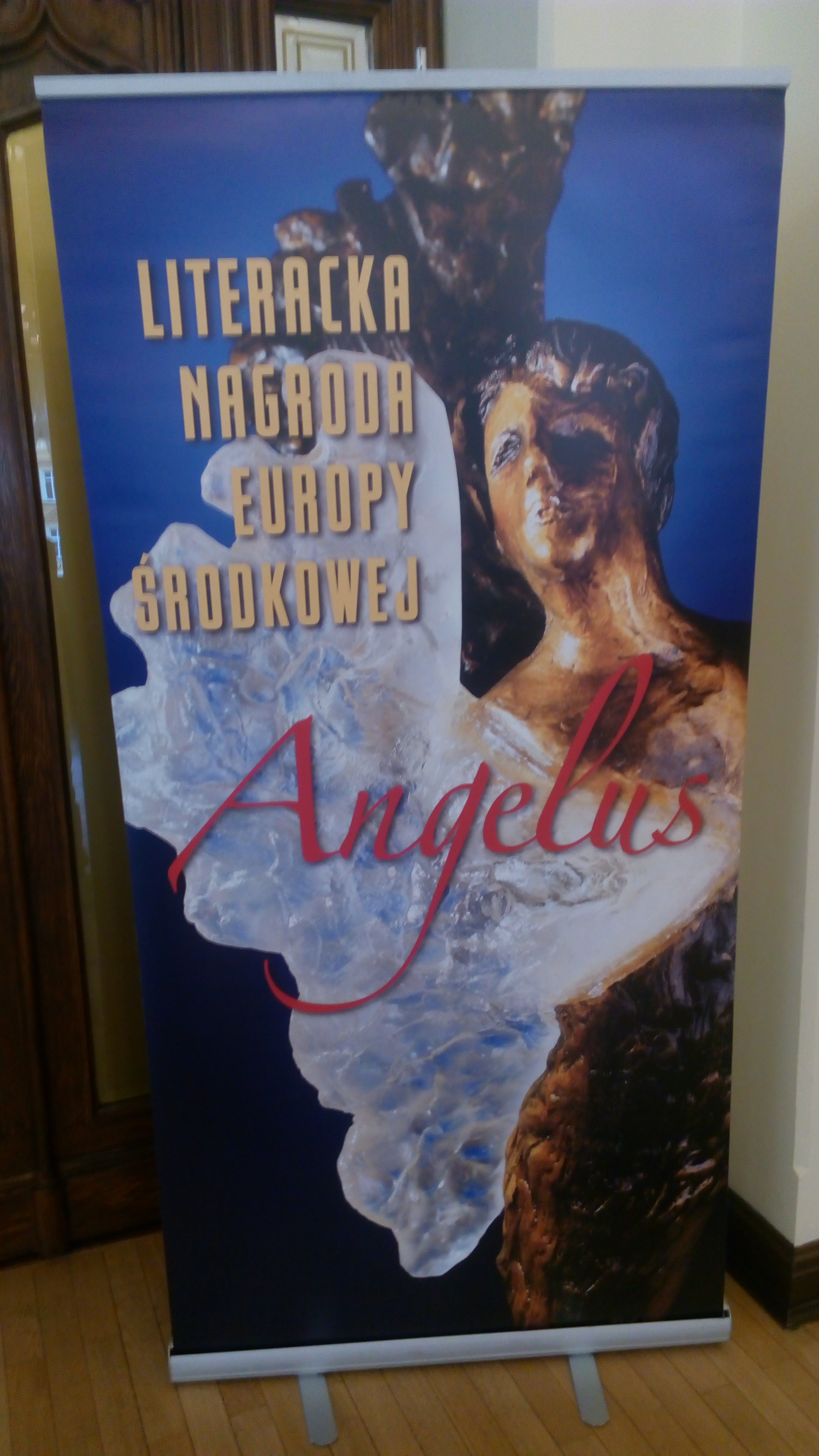 У Вроцлаві оголошено претендентів на здобуття літературної нагороди «Ангелус»