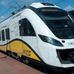 Новый график движения поездов во Вроцлаве