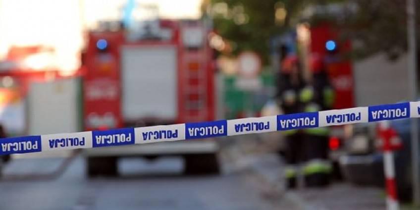 Во Вроцлаве оставленная на остановке сумка спровоцировала переполох на Грабишинской