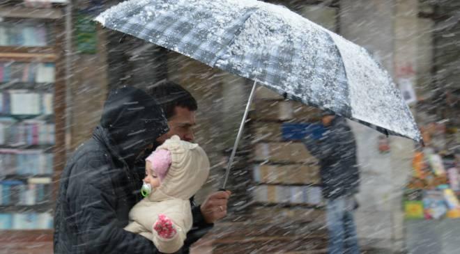 Из-за снега и дождей в Нижней Силезии объявлена угроза наводнения