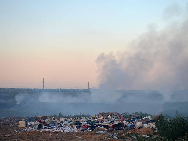 Что грозит за поджoг отходов?