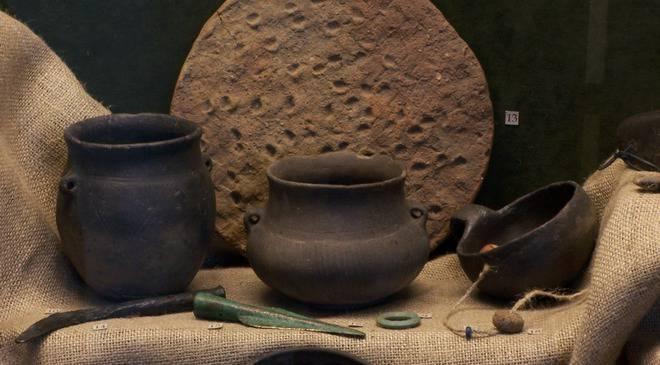 В Нижней Силезии во время строительства скоростной автомагистрали S3 найдено   захоронение лужицкой культуры