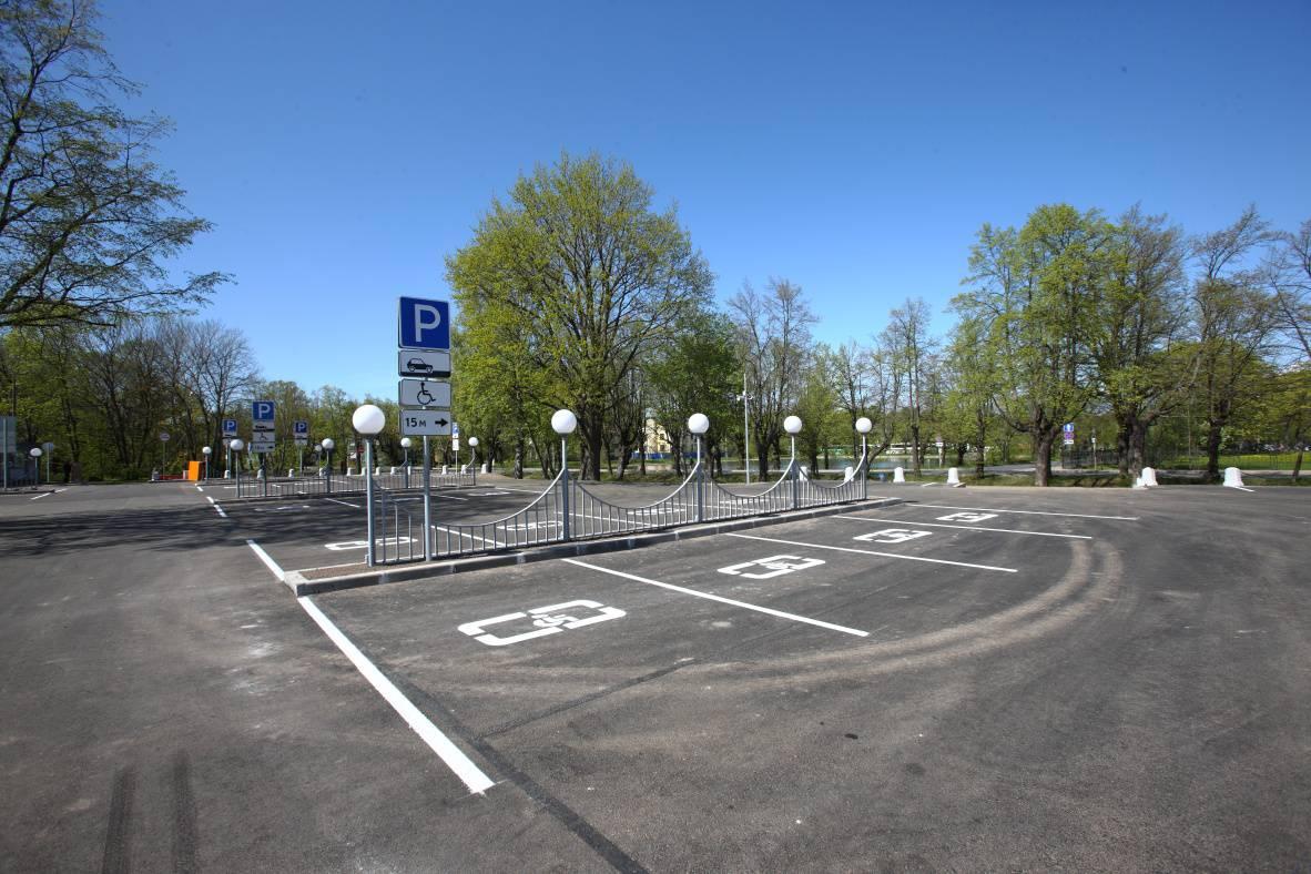 7 новых парковок во Вроцлаве. Узнай где можешь запарковать.