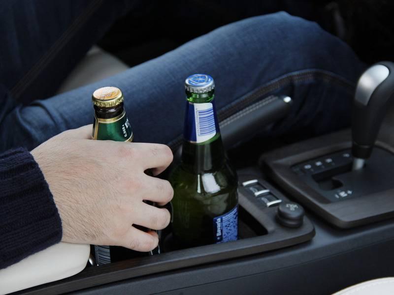 В Нижней Силезии пьяная женщина управляла автомобилем, где находилась ее 4-летняя дочка