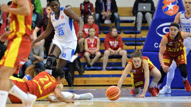 «Вісла» обіграла «Шльонзу» у третьому фінальному матчі баскетбольної ліги