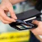 Проверьте на месте ли Ваша банковская карта