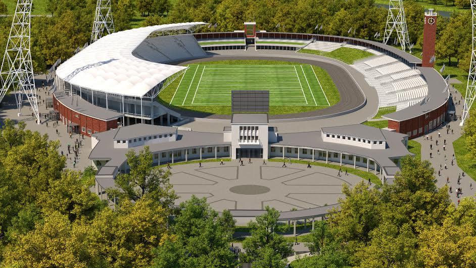 Во Вроцлаве после реконструкции откроется стадион