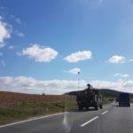 У центр Вроцлава знову вивели військову техніку (+ФОТО)