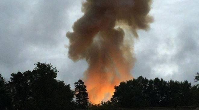 В Нижней Силезии произошёл взрыв на пороховом заводе.  Есть раненые