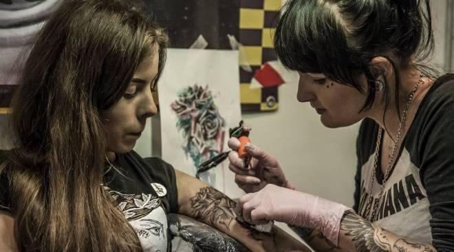 Вроцлавский фестиваль татуировки все ближе и ближе