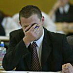 В Нижней Силезии школьники сегодня пишут экзамен.  14 на украинском