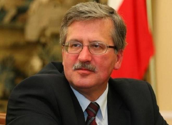 Президент Коморовський завітає у Вроцлав
