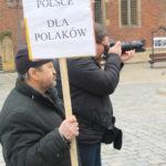 Во Вроцлаве очередной митинг против фашизма, расизма и ксенофобии