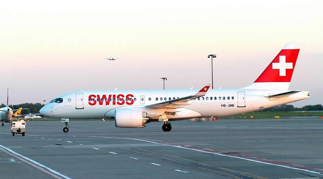 Swiss Airlines запускает из Вроцлава в Швейцарию самолет