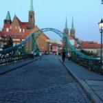 Во Вроцлаве планируется рекострукция Тумского моста