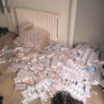 Незаконна торгівля цигарками у Нижній Сілезії