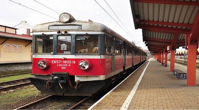 Новий розклад руху на Вроцлавській залізниці
