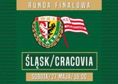 Остання гра сезону в домашніх стінах для вроцлавського «Шльонська»